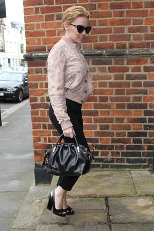 Kylie Minogue - London - July 18, 2012
