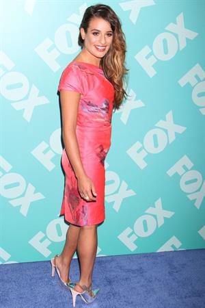 Lea Michele 2013 Fox Programming Party in New York City - May 13, 2013
