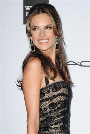Alessandra Ambrosio - 3rd Inspiration Gala 10/11/12 adds