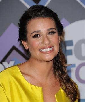 Lea Michele 2013 Winter TCA FOAll-Star Party, Pasadena - January 8, 2013