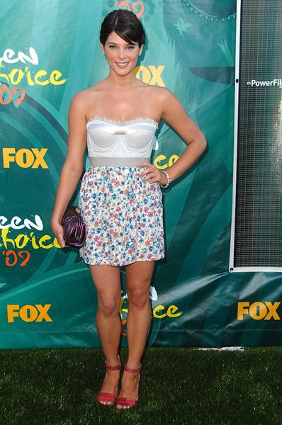 Ashley Greene at the Teen Choice Awards held at the Gibson Amphitheatre in Universal City California