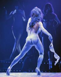 Kelly Monaco in lingerie - ass