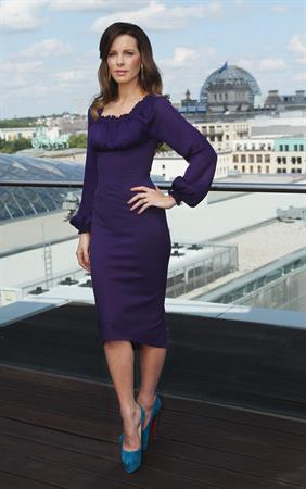 Kate Beckinsale Total Recall photocall / Berlin, Aug 13 '12