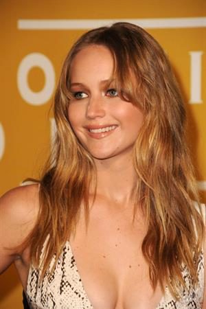 Jennifer Lawrence The Hollywood Foreign Press Association Annual Installation Luncheon in L.A 9.8.2012