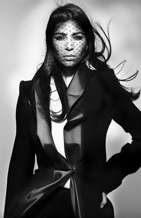 Kim Kardashian - By Nick Knight for V Magazine Fall 2012
