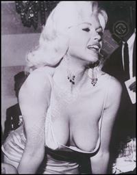 Jayne Mansfield - breasts