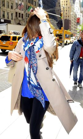 Sofia Vergara in New York, June 5, 2012