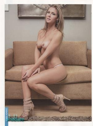Barbara Islas - breasts