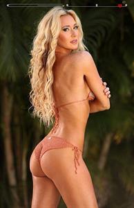 Jeni Summers in a bikini - ass