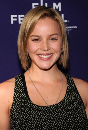 Abbie Cornish the Killer Inside Me premiere during the 9th annual Tribeca Film Festival on April 27, 2010