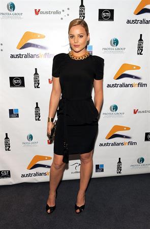 Abbie Cornish Australian's in Film screening of Warner Bros Sucker Punch March 24, 2011