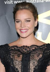 Abbie Cornish GDay USA Black Tie Gala at Hollywood Palladium on January 22, 2011