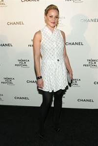 Abbie Cornish 9th annual Tribeca Film Festival Chanel dinner April 28, 2010
