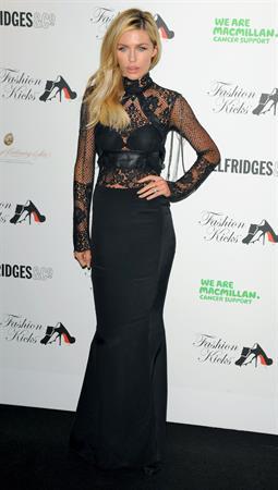 Abigail Clancy fashion kicks 01 05 12