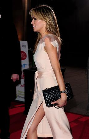 Abigail Clancy Children's Champions 2010 Awards at the Grosvenor House Hotel on March 3, 2010