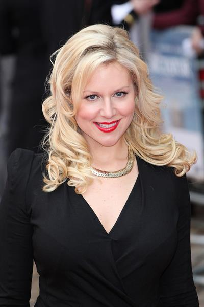 Abi Titmuss Dictator premiere in London May 10, 2012