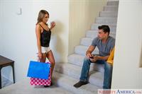 Kendall Kayden for Naughty America - My dad's hot girlfriend