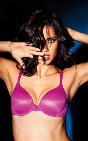 Adriana Lima Victoria's Secret the Showstopper photoshoot 2011