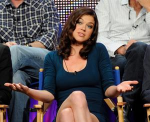 Adrianne Palicki lone star panel at the Fox Summer TCA Tour 2/8/2010