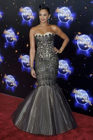 Alesha Dixon - Scd 2011 - Press launch - 07.09.11