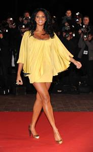 Alesha Dixon - NRJ Music awards - 2009 Arrivals Cannes - France