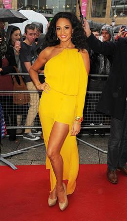 Alesha Dixon - Britains Got Talent Auditions Manchester - 20th Jan 2012