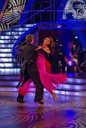 Alex Jones - Strictly Come Dancing promo