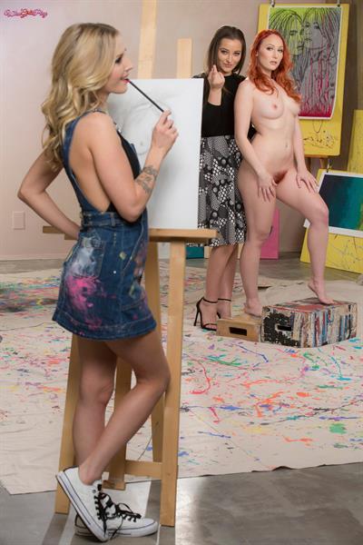Karla Kush - breasts