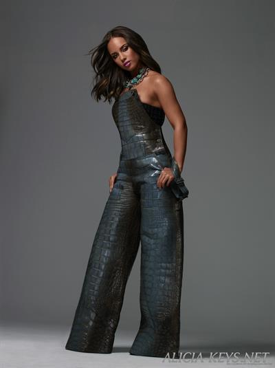 Alicia Keys Element of Freedom album promos 2009