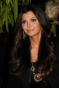 Ali Landry Cirque du Soleil Ovo opening night in Santa Monica on January 20, 2012