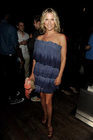 Ali Larter - The Hollywood Reporter celebrates 'The Mindy Project' in West Hollywood on August 25, 2012
