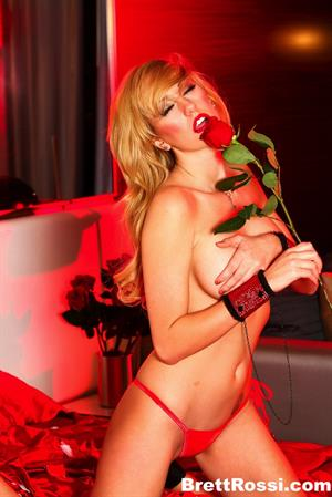 Valentines day with Brett Rossi
