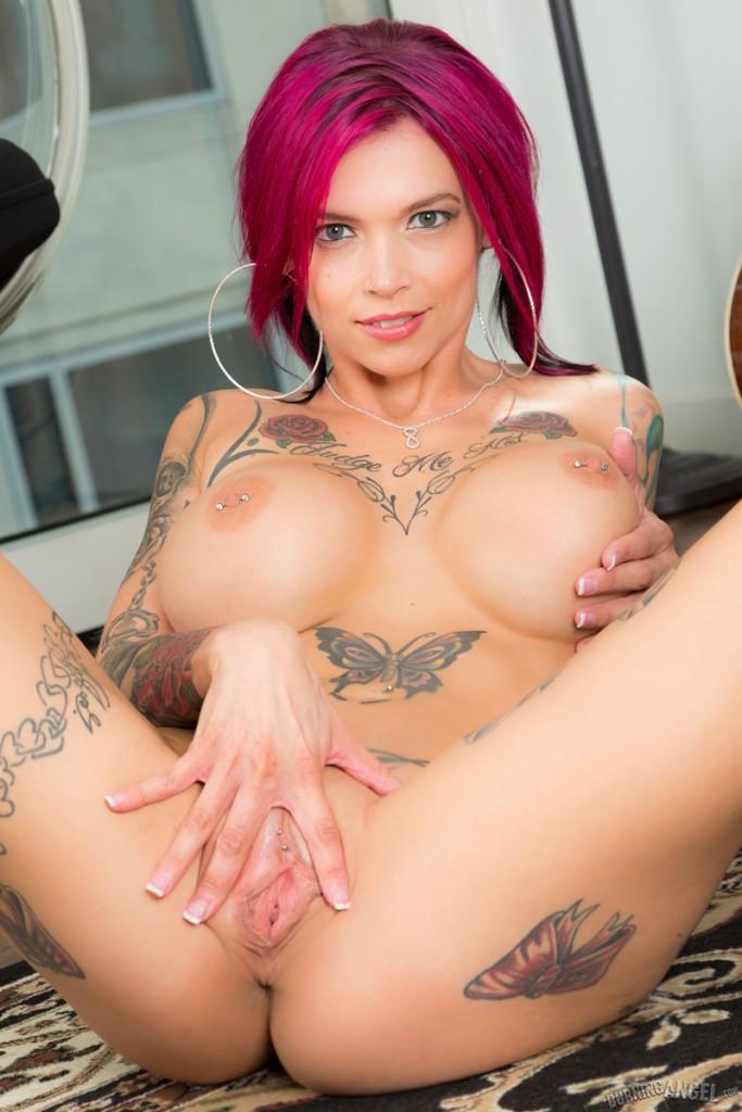 Ann Bell Nude