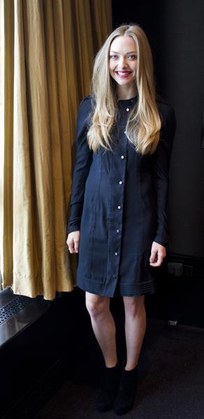 Amanda Seyfried  Les Miserables  Photocall 12/2/12