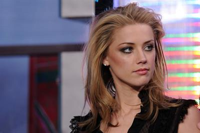 Amber Heard on MTV