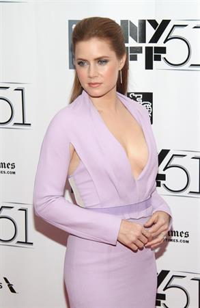 "Amy Adams - ""Of Her"" Closing Night Gala, NY 10/12/13"