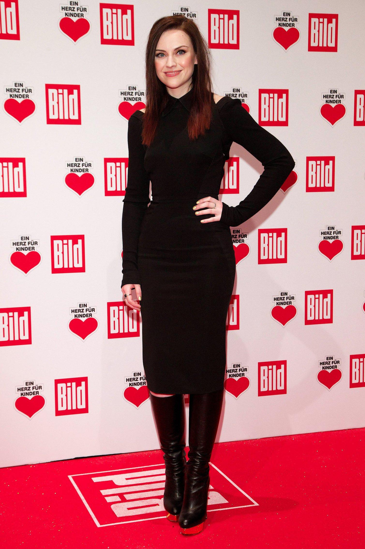 Amy Macdonald Ein Herz für Kinder Charity Gala in Berlin 15.12.12