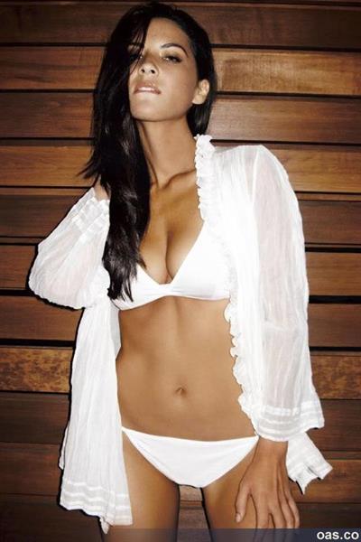 Olivia Munn in a bikini