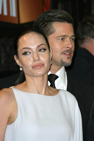 Angelina Jolie attends the 14th annual Critics Choice Awards in Santa Monica