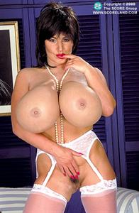 Mandy Mountjoy - breasts