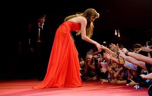 Angelina Jolie Salt premiere in Moscow July 25, 2010