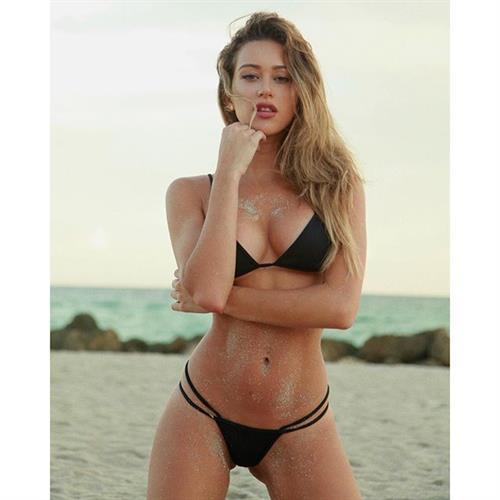 Cindy Prado in a bikini