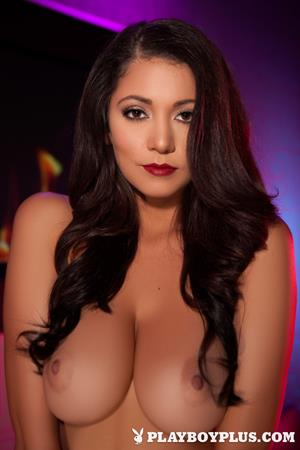 Playboy Cybergirl Ali Rose Nude for Playboy Plus!