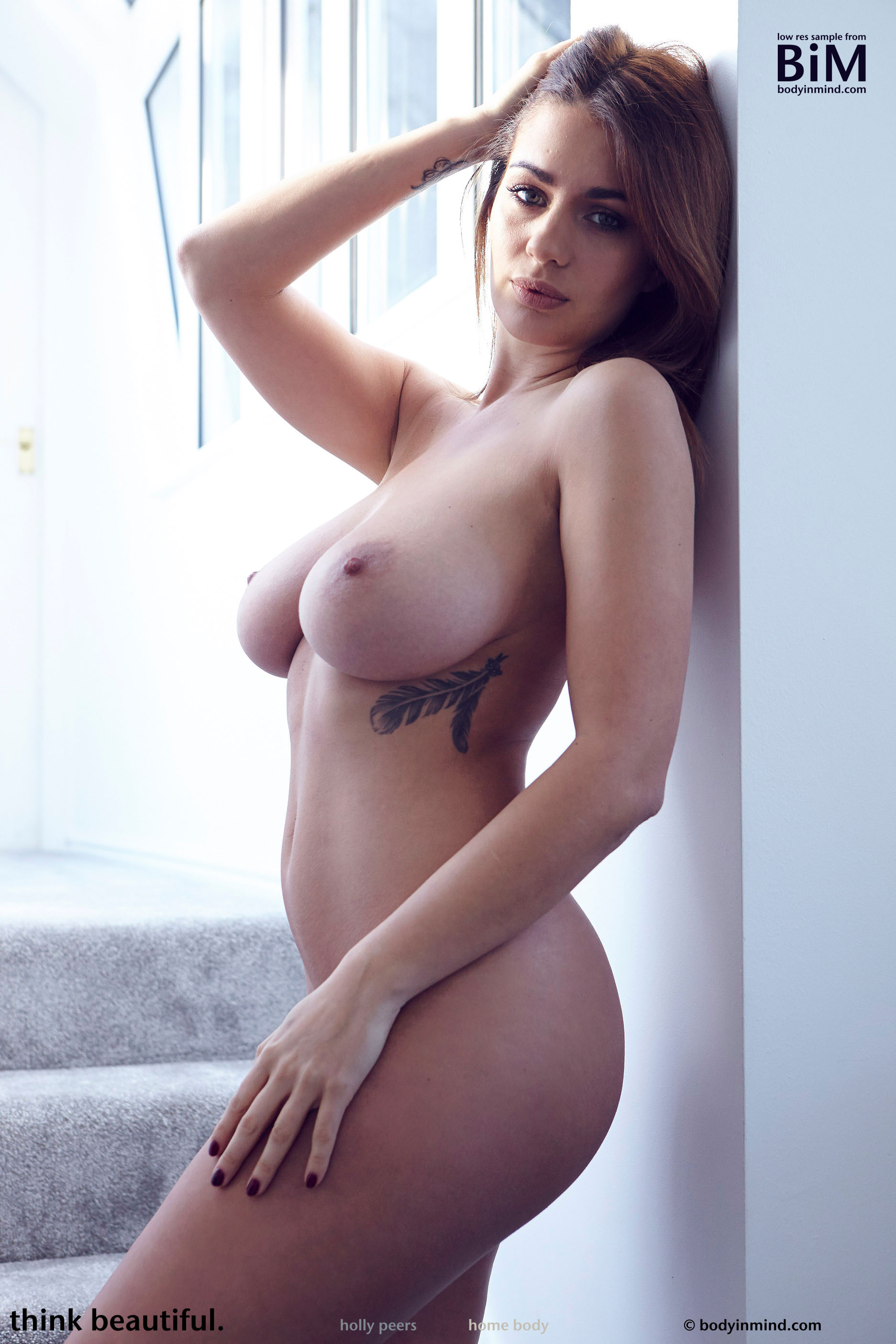 Holly Peers: Body in Mind's Gallery of the Week