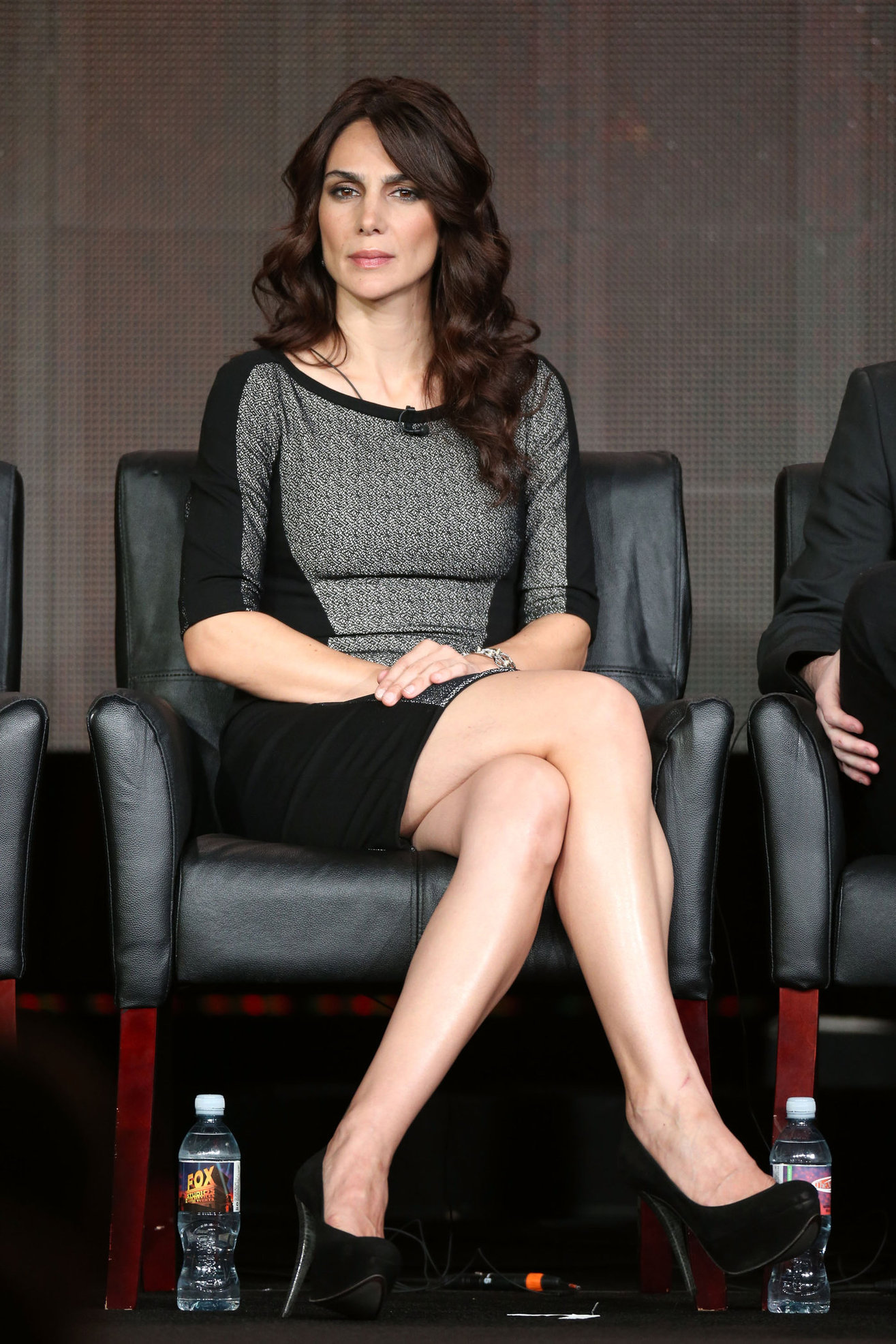Annie Parisse 2013 Winter TCA Tour - Day 5 (Jan 8, 2013)