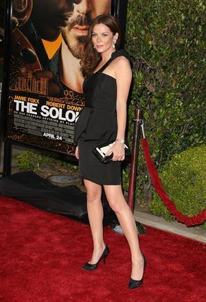 Anna Friel the Soloist Los Angeles Premiere