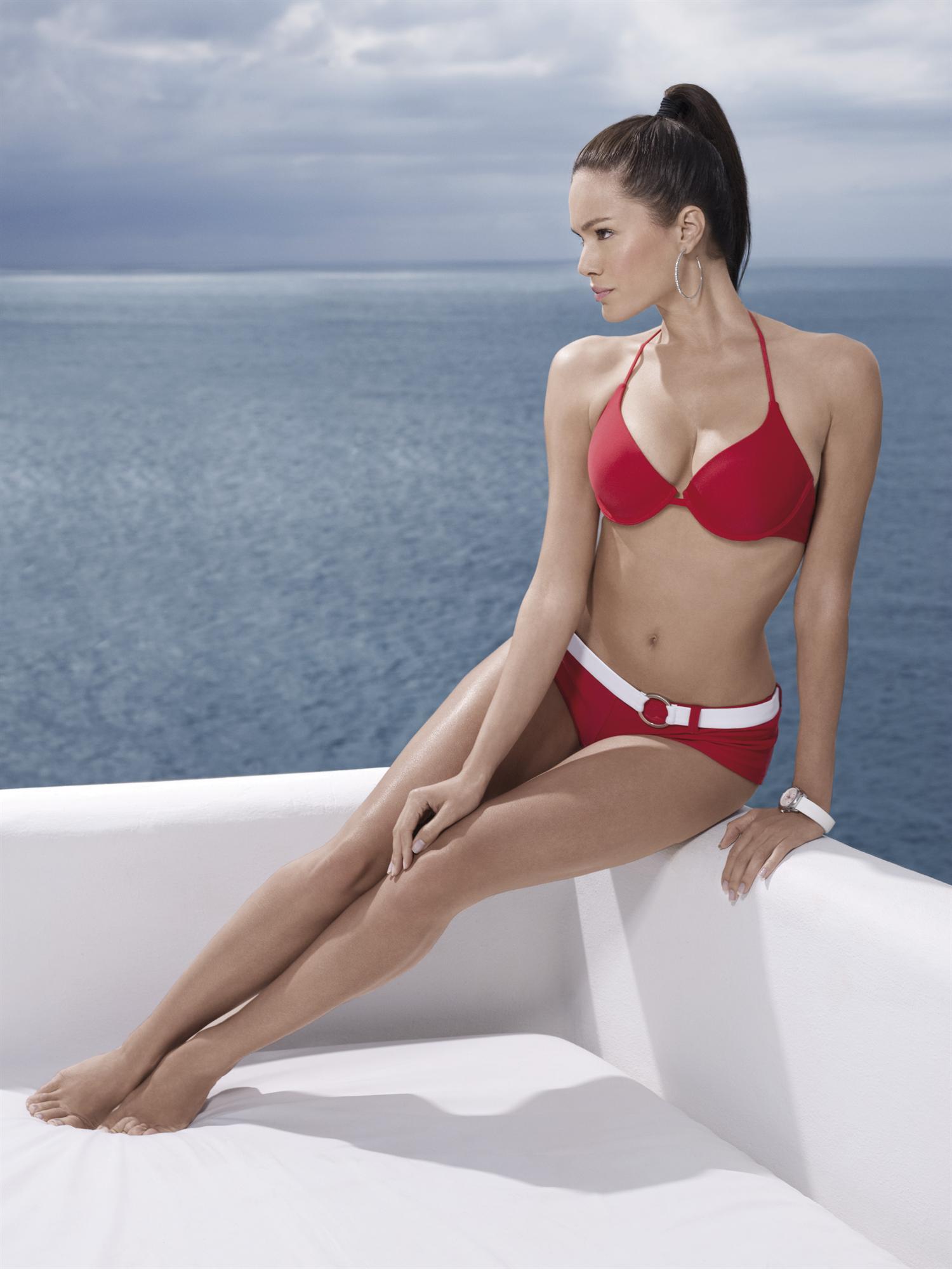 Tal Berkovich in a bikini