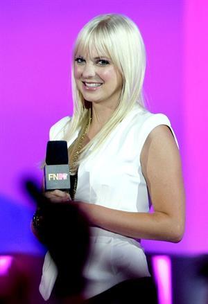 Anna Faris FN MTV premieres in Los Angeles