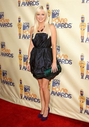 Anna Faris 2009 MTV Movie Awards Arrivals Universal City