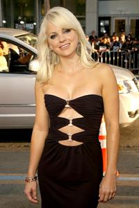 Anna Faris Observe and Report premiere in Los Angeles
